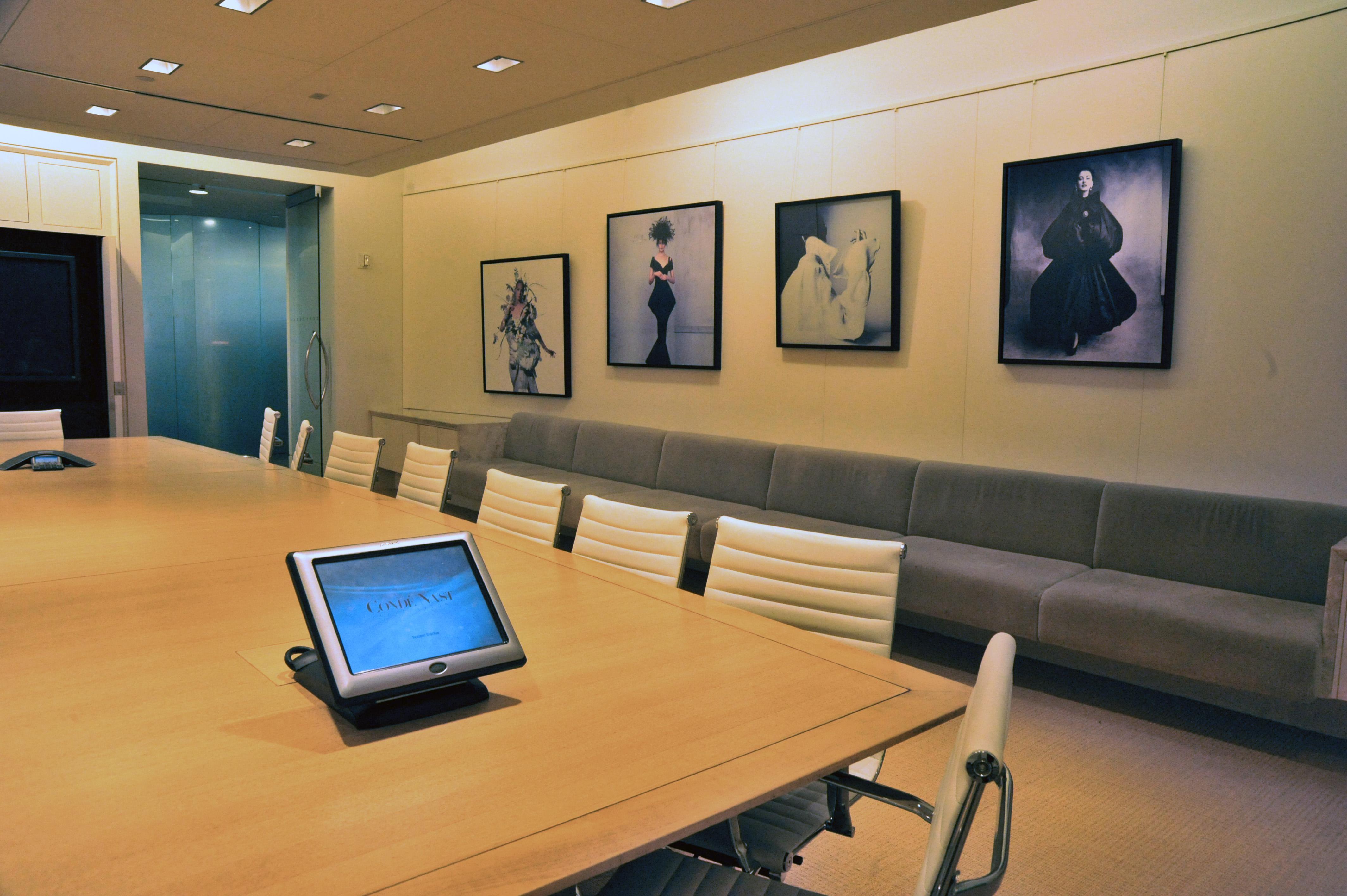 Vogue Advertising Conference Room - JFA AV